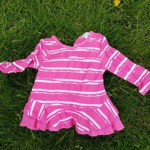 Splendid striped baby girl tee